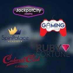 Meilleurs casinos jeux slots